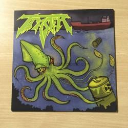 SACRIFICIAL BLOOD/TRASHER (USA) split EP