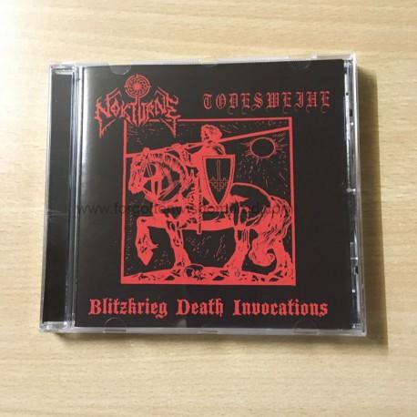 NOKTURNE/TODESWEIHE split CD