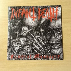 "INFANT DEATH ""Funeral Massacre"" 7""EP"