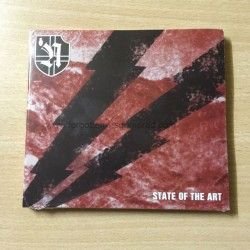 """NORDVREDE """"State of the Art"""" Digipack CD"""