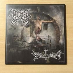 """BLISS OF FLESH/BLOODHAMMER split 7""""EP"""