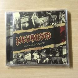 "NEUROSIS ""En Vivo Medellin 95"" CD"