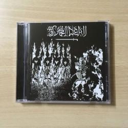 "SVOLDER ""Desecration of The Five Holy Pillars"" CD"