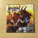 "INVOCATION WAR ""Demonic Onslaught"" 7""EP"