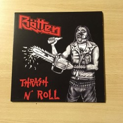 "ROTTEN ""Thrash n' Roll"" 7""EP"