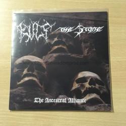 "KULT/THE STONE split 7""EP"