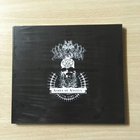 """AOSOTH """"Ashes of Angels"""" Digipack CD"""