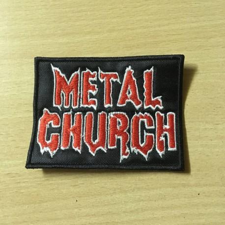 METAL CHURCH patch