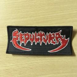 SEPULTURA patch
