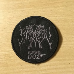 IMPIETY round patch