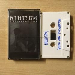 """NIHILUM """"Dead and Forgotten"""" Demo"""