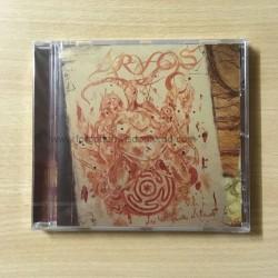 """ARYOS """"Les Stigmates d'Hécate"""" CD"""