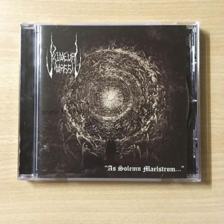 "PRIMEVAL MASS ""As Solemn Maelstrom..."" CD"