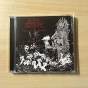 "BESTIAL HOLOCAUST ""Temple of Damnation"" CD"