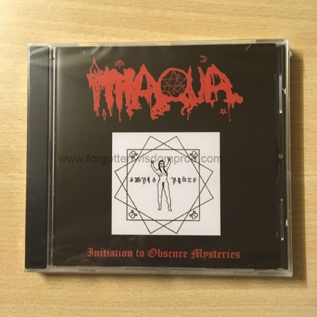 """ITHAQUA """"Initiation To Obscure Mysteries"""" MCD"""