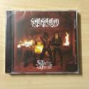 """SACRIFICIO """"Guerra Eterna"""" CD"""