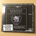 "REVENGE ""Behold.Total.Rejection"" Digipack CD + patch"