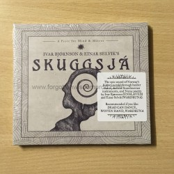 "SKUGGSJA ""A Piece for Mind & Mirror"" Digipack CD"