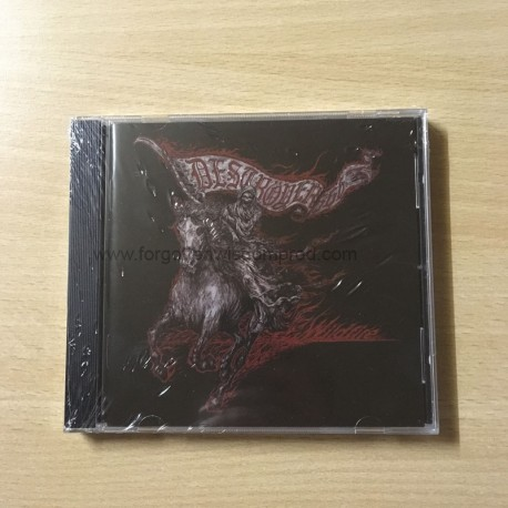 "DESTROYER666 ""Wildfire"" CD"