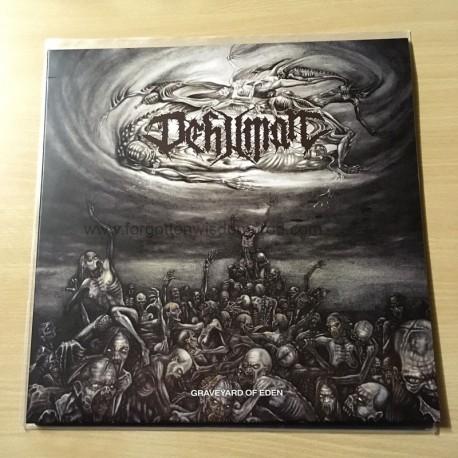 "DEHUMAN ""Graveyard of Eden"" 12""LP"