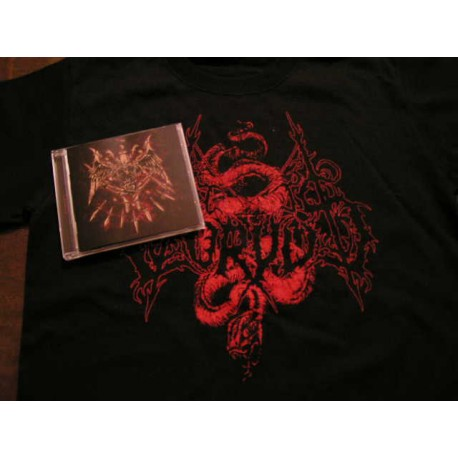 CORVUS MCD + Tshirt