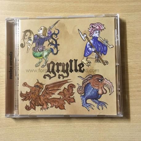 """GRYLLE """"Mondes Vermeils"""" CD"""