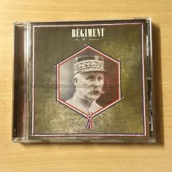 "REGIMENT ""On les aura !"" CD"