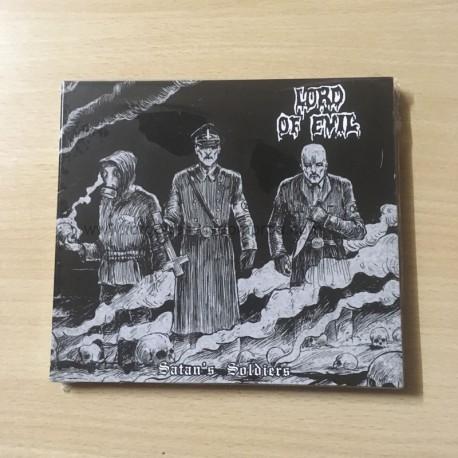 "LORD OF EVIL ""Satan's Soldiers"" Digipack CD"