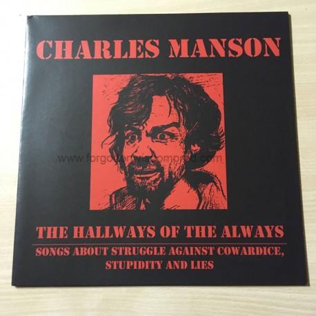 "CHARLES MANSON ""The Hallways of the Always"" 12""LP"