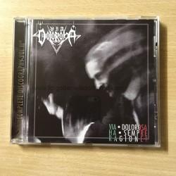 """VIA DOLOROSA """"Ha Sempre Ragione! Complete Discography Vol. 2"""" CD"""