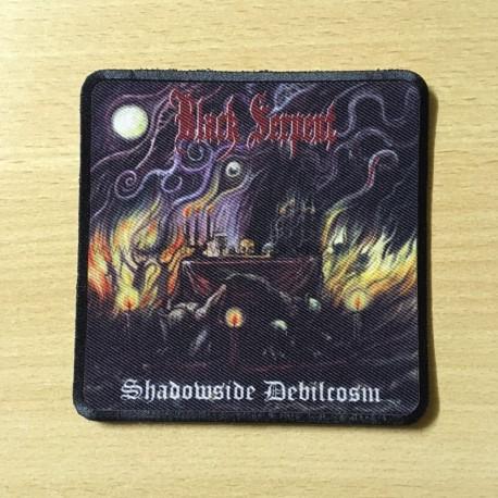"BLACK SERPENT ""Shadowside Devilcosm"" patch"