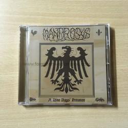 "MANDROSYS ""A nine Days' Penance"" CD"