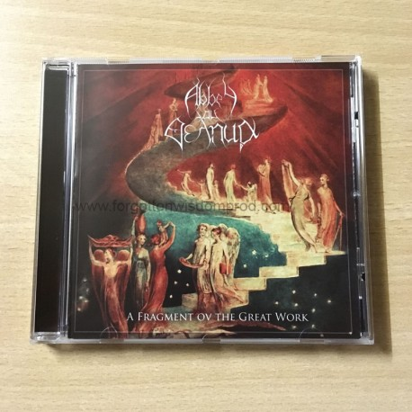 "ABBEY OV THELEMA ""A Fragment of the great Work"" CD"