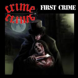 "CRIME ""First Crime"" 7""EP"