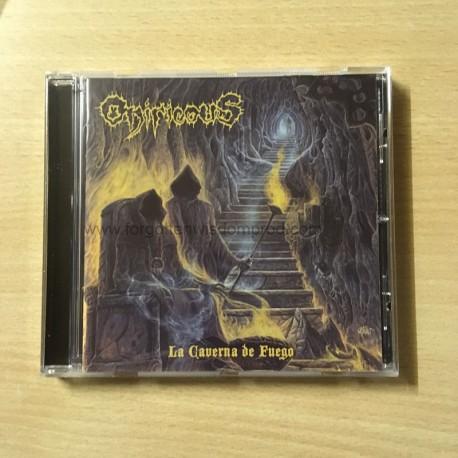 "ONIRICOUS ""La Caverna de Fuego"" CD"
