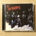 "BOMBARDER ""Ledena Krv"" CD"