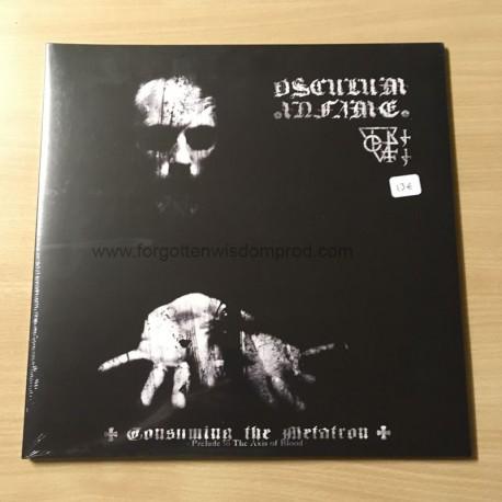 """OSCULUM INFAME """"Consuming the Metatron"""" 12""""LP"""