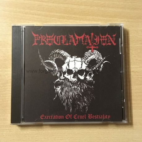 """PROCLAMATION """"Execration of Cruel Bestiality"""" CD"""