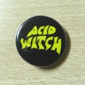 ACID WITCH button