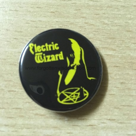 ELECTRIC WIZARD woman - button