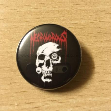 NECROVOROUS button