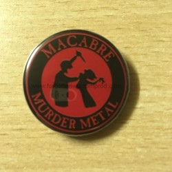 MACABRE button