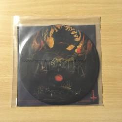 "NUNSLAUGHTER ""The Supreme Beast"" 7""PIC EP"