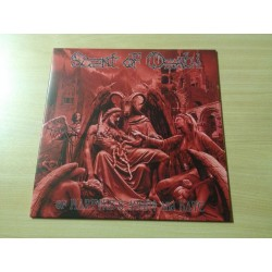 """SCENT OF DEATH """"Of Martyr´s Agony and Hate"""" 12""""LP"""