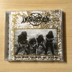 "INSULTER ""Blood Spits, Violences and Insults"" CD"