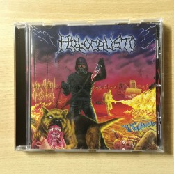 "HOLOCAUSTO ""War Metal Massacre"" CD"