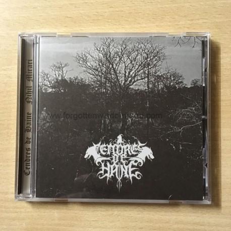 "CENDRES DE HAINE ""Nihil Mirari"" CD"