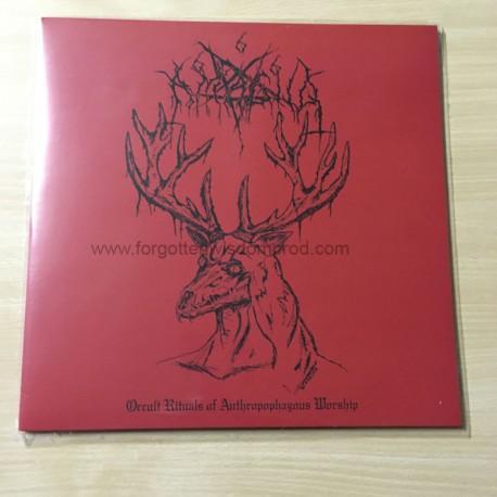 """AMAGUQ """"Occult Rituals of Anthrophagous Worship"""" 12""""LP"""