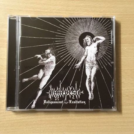 "MALEPESTE ""Deliquescent Exaltation"" CD"