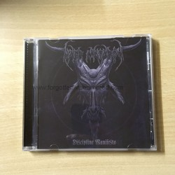 "NAER MATARON ""Discipline Manifesto"" CD"